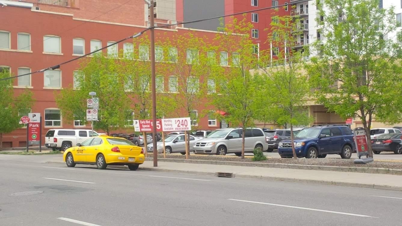 200 Lot 243 118 11th Avenue Se Parking Calgary
