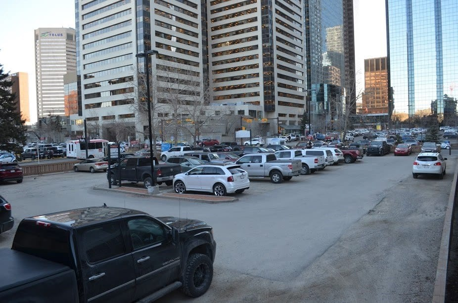 Livingston Place Lot 318 271- 1st SW by Cheap Parking Calgary
