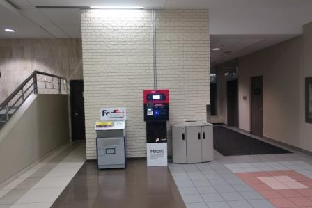 Main East Pay Station