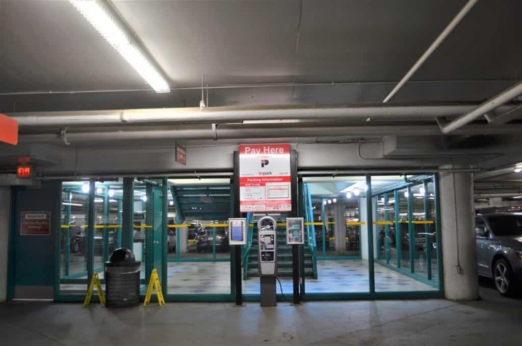 Eau Claire Market Underground by Cheap Parking Calgary