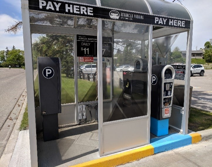 Lot 25 Paystation
