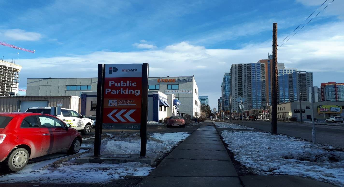 1248 10 Avenue SW by Cheap Parking Calgary