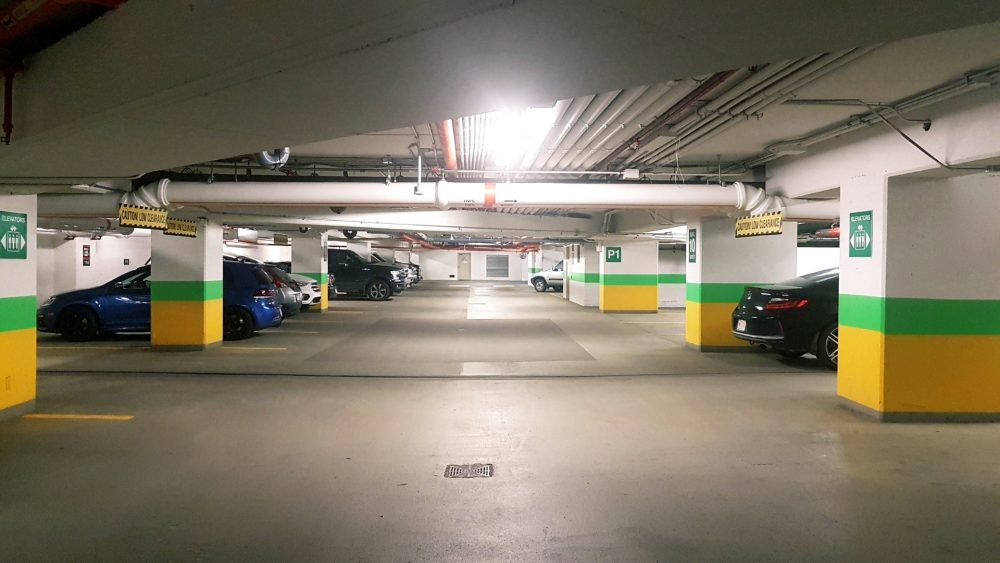 Intact Place Parkade by Cheap Parking Calgary