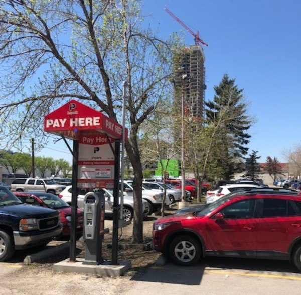 1016 9 Avenue SW meter By Cheap Parking Calgary