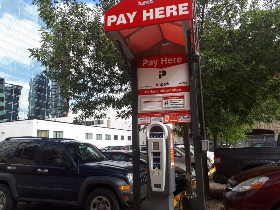 118 11th Avenue SW Meter By Cheap Parking Calgary
