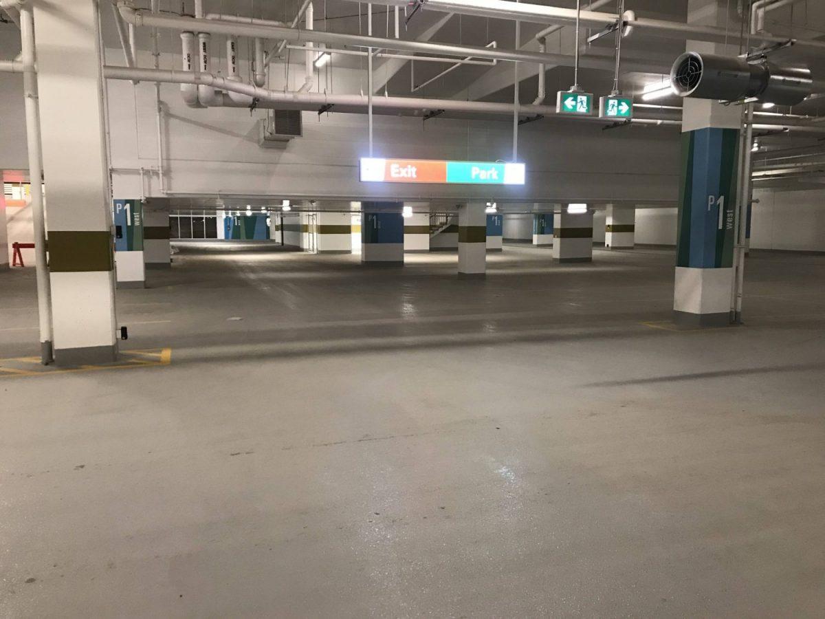 5th & THIRD Parkade by Cheap Parking Calgary
