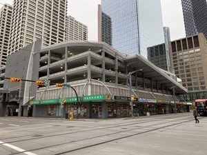 Bow Parkade by Cheap Parking Calgary